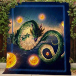 Theartsyhomes Dragon Ball 3D Personalized Customized Quilt Blanket ESR42