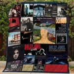 Theartsyhomes Billy Joel V2 3D Personalized Customized Quilt Blanket ESR11