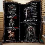 Theartsyhomes Coasties Hqc-Qct00051 3D Personalized Customized Quilt Blanket ESR28