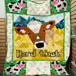 Theartsyhomes Elephant M1901 85o35 3D Personalized Customized Quilt Blanket ESR43