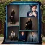 Theartsyhomes Ed Sheeran V6 3D Personalized Customized Quilt Blanket ESR19