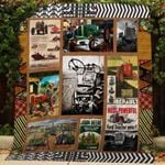 Theartsyhomes Farm Truck 3D Personalized Customized Quilt Blanket ESR37