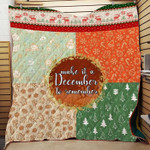Theartsyhomes Christmas - 3D Personalized Customized Quilt Blanket ESR43