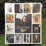 Theartsyhomes Carole King 3D Personalized Customized Quilt Blanket ESR48