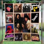 Theartsyhomes Black Sabbath 3D Personalized Customized Quilt Blanket ESR37