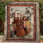 Theartsyhomes Firefly V3 3D Personalized Customized Quilt Blanket ESR9