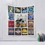 Theartsyhomes Def Leppard 3D Personalized Customized Quilt Blanket ESR44