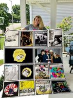 Theartsyhomes Beastie Boys 3D Personalized Customized Quilt Blanket ESR40