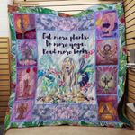 Theartsyhomes Do more yoga 3D Personalized Customized Quilt Blanket ESR11