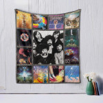 Theartsyhomes Electric Light Orchestra 3D Personalized Customized Quilt Blanket ESR40