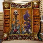 Theartsyhomes Book Writer D1402 82o31 3D Personalized Customized Quilt Blanket ESR46
