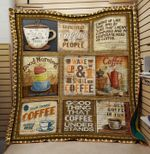 Theartsyhomes Best coffee in town 3D Personalized Customized Quilt Blanket ESR34