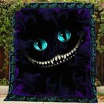 Theartsyhomes Cheshire Smile R187 3D Personalized Customized Quilt Blanket ESR37