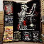 Theartsyhomes Cow Hqc-Qct00007 3D Personalized Customized Quilt Blanket ESR4