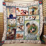 Theartsyhomes Family J0208 82o36 3D Personalized Customized Quilt Blanket ESR11