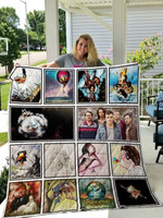 Theartsyhomes Circa Survive 3D Personalized Customized Quilt Blanket ESR10