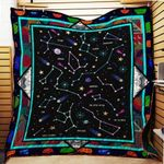 Theartsyhomes Constellation Th400 3D Personalized Customized Quilt Blanket ESR14