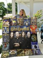 Theartsyhomes Blind Guardian 3D Personalized Customized Quilt Blanket ESR10