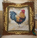Theartsyhomes Chicken 9 3D Personalized Customized Quilt Blanket ESR16