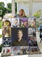 Theartsyhomes Bill Engvall 3D Personalized Customized Quilt Blanket ESR1