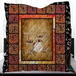 Theartsyhomes Drum Set 1511-05 3D Personalized Customized Quilt Blanket ESR50