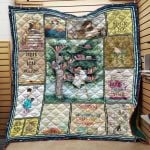 Theartsyhomes Book N2801 82o00 3D Personalized Customized Quilt Blanket ESR31