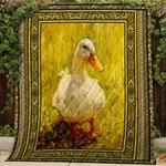 Theartsyhomes Duck V2 3D Personalized Customized Quilt Blanket ESR35