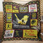 Theartsyhomes Book J1504 84o33 3D Personalized Customized Quilt Blanket ESR25
