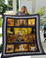 Theartsyhomes Chihuahua 6 3D Personalized Customized Quilt Blanket ESR43