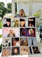 Theartsyhomes Cher 3D Personalized Customized Quilt Blanket ESR33