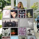Theartsyhomes Deftones 3D Personalized Customized Quilt Blanket ESR8