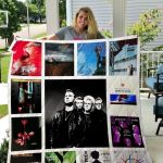 Theartsyhomes Depeche Mode 3D Personalized Customized Quilt Blanket ESR15