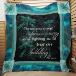 Theartsyhomes Dragonfly F2715 84o40 3D Personalized Customized Quilt Blanket ESR23