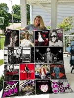 Theartsyhomes David Guetta 3D Personalized Customized Quilt Blanket ESR45