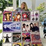 Theartsyhomes Culture Club 3D Personalized Customized Quilt Blanket ESR8
