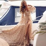 Fashion V Neck  Formal Elegant  Long Sleeve  Vintage Dresses