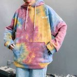 Long Sleeve Pullovers Fashion Hoodie