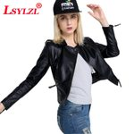 Casual Biker Leather Jacket