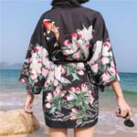 geisha Japanese street clothing kimono
