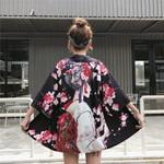 Japanese traditional clothing kimonos