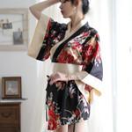 Traditional Sexy Dress Japan Cosplay Geisha Costume Kimono