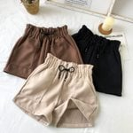 High Waist Casual Loose Thick Warm Elastic Booty Shorts
