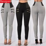 Fashion Fitness Sexy Slim Fit High Waist Push Up Leggings