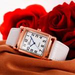 Fashion Checkers Faux Leather Quartz Analog Waterproof  Wrist Watch