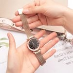 Magnet Strap Dress Wrist Luxury Quartz Fashion Watches