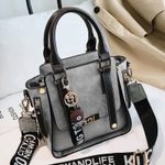 Shoulder Fashion Wide Strap Fashion Handbag
