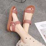 Sports Flat Low-heeled Loose Casual Sandals
