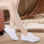 Mesh Fashion Breathable Soft Casual Shoes