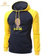 One Punch Hero OK Japan Anime Raglan Hoodies