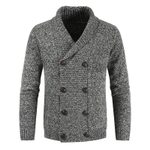 Casual Trend Fashion Simple Wild Sweater Cardigan Coat